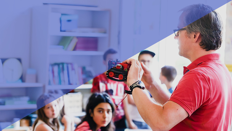 La Robótica en tu centro educativo