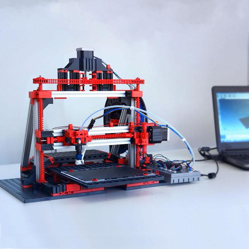Robotics fischertechnik